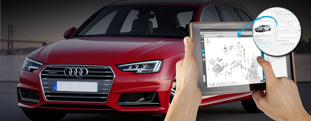 GT Motive biedt GT Estimate de meest complete en gedetailleerde voertuigdatabase met zijn nieuwe NextGen-documentatieproces.